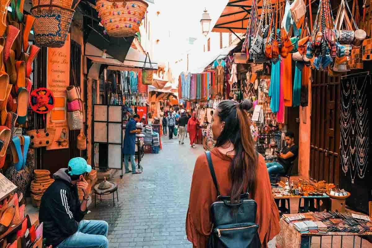 Visit Fez Souk