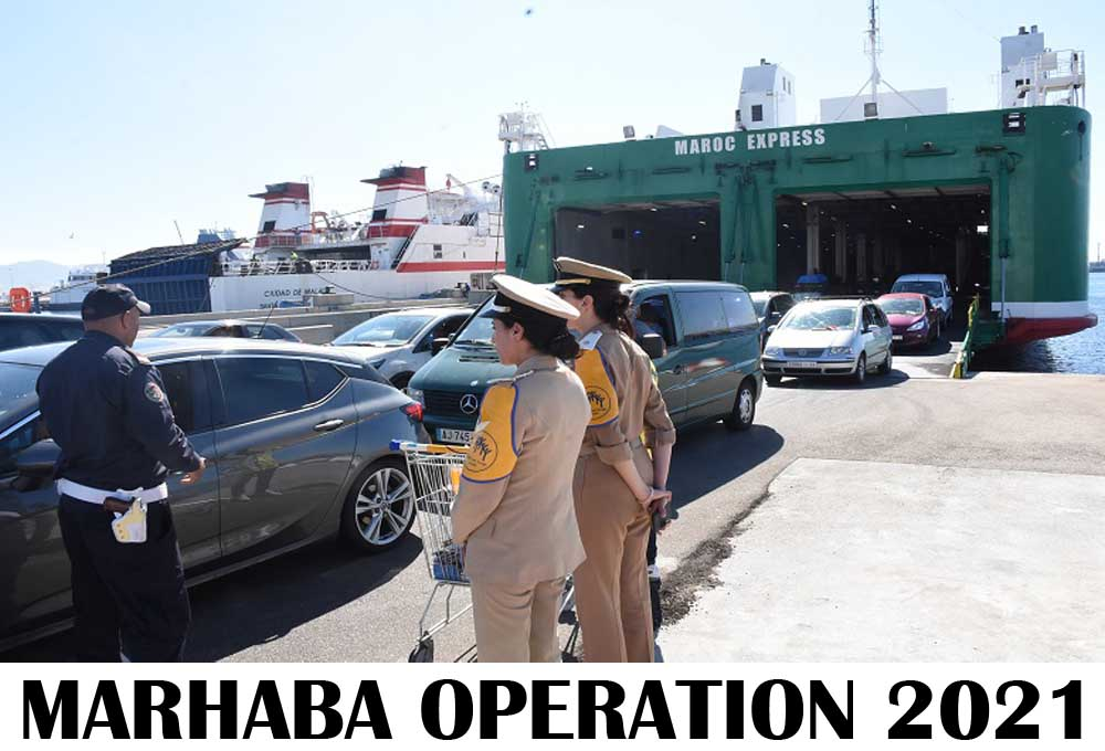 Morocco Marhaba Operation 2021 : Tourism in Morocco