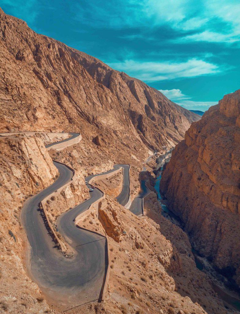 The Dadès Gorges - Tisdrine Ouarzazate