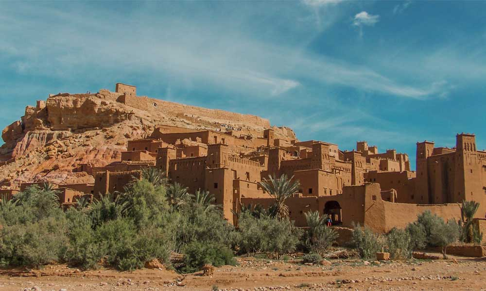 Visit Ouarzazate - Kasbah of Ait Ben Haddou