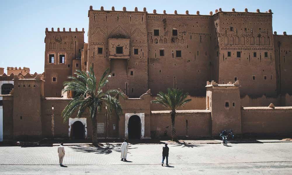 Visit Ouarzazate - Kasbah of Taourirt