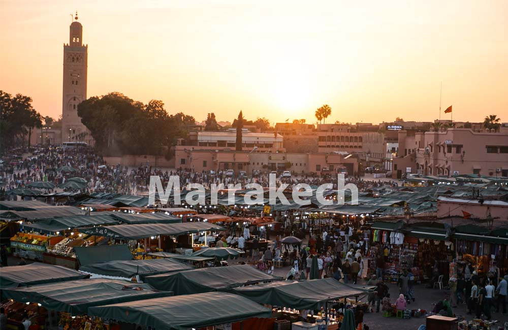 The Best Places to Visit in Marrakech 2021