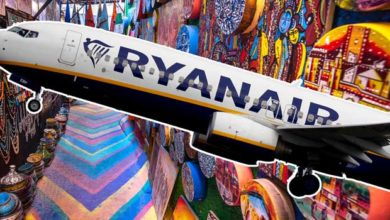 Photo of Ryanair Winter Program: New Routes to and from Morocco
