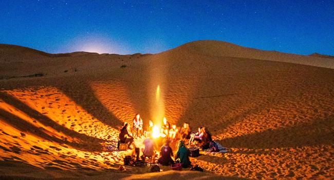 Visit Merzouga the sahara desert of Morocco