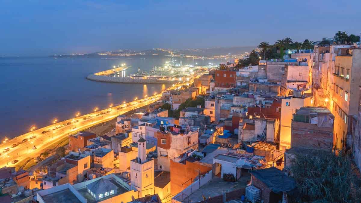 Visit Tangier Morocco