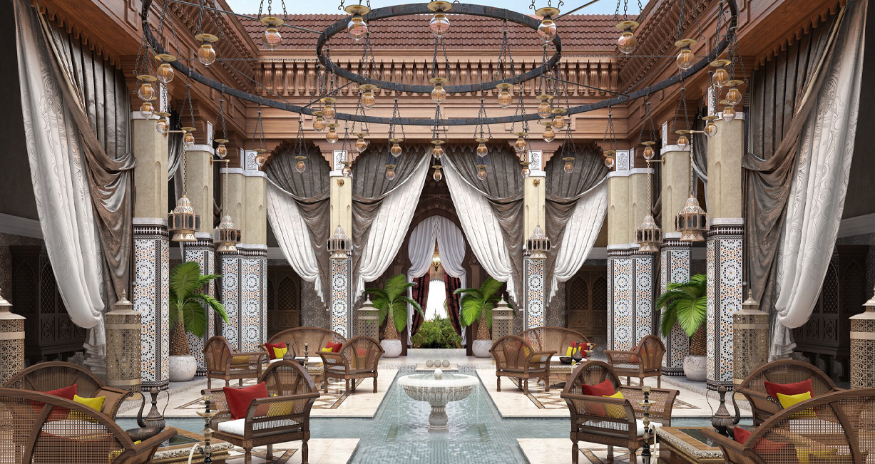 Best Hotels and Resorts in Morocco